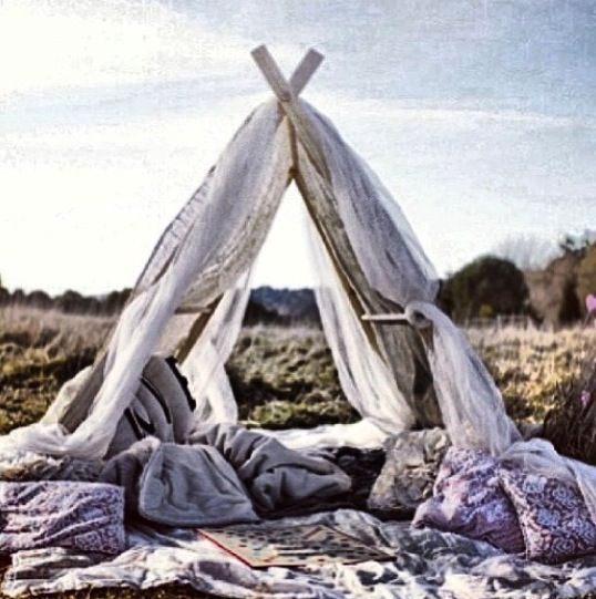 Tipi Spelling: Tents + Teepees