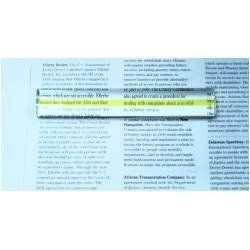 "1.5 x 6 Bar Magnifier with Yellow Highlighter by Unknown. $6.97. 1.5"" X 6"" Bar Magnifier with a yellow highlighter line inside to illuminate each line as you read."