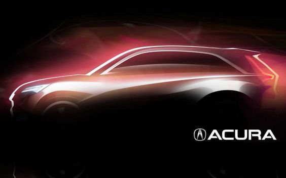 Acura, Honda Debuting Slick Concepts at 2013 Shanghai Auto Show - WOT on Motor Trend