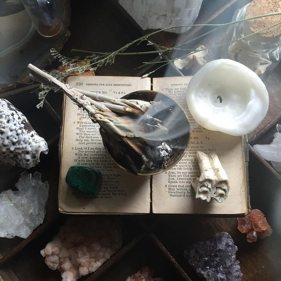 The Witch's Corner is the official website for author and tarot reader, Amythyst Raine.