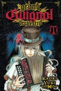 Zombie manga