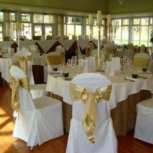 Gold Wedding Decor Photo Album Weddings Center gold wedding