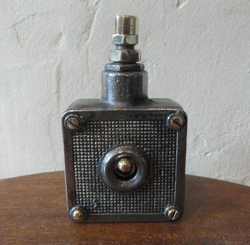 Antiques Atlas - Vintage Industrial Light Switch