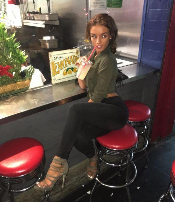Be happy, fearless, & radiate positive vibes.  Actress   Believer   Biker   Tomboy  Snapchat & Twitter @ jenafrumes Business: jenasinstagram@gmail.com