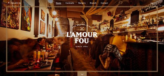 20 Restaurant Websites for Inspiration