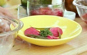 Aprenda a fazer essa receita alternativa à massa recheada tradicional - Recheio queijo de amendoa.