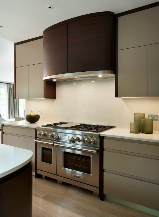 Kitchen Design Bespoke Cabinetry By Yeo Appliances Sub Zero Wolf Miele Kitchen Cabinets Kitchen Design Kitchen Extractor