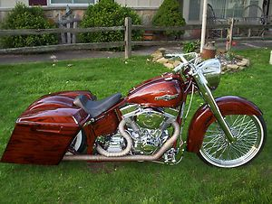 Softail Bagger - i love em in all shapes & sizes