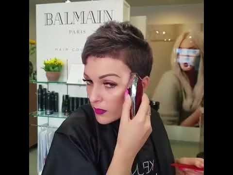 Tolle Kurzhaar Frisur Zum Selber Schneiden Youtube In 2020 Hair Color Techniques Honey Blonde Hair Color Hair Styles