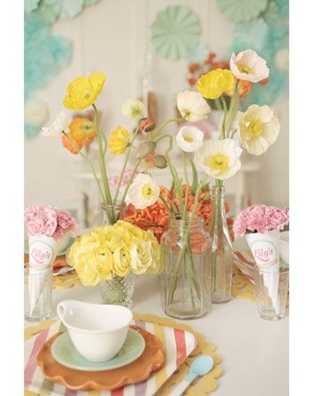 Beautiful soft colors: Birthday Wishes, Soft Colors, Beautiful Soft, Party Birthday, Celebrate Life, Party Ideas, Pastel Moments