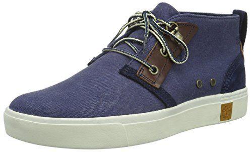 Timberland Herren Amherst_Amherst Chukka Hohe Sneakers, Blau (Black Iris), 40 EU - http://on-line-kaufen.de/timberland/40-eu-timberland-herren-amherst-amherst-chukka