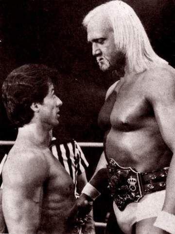Hulk Hogan Rocky