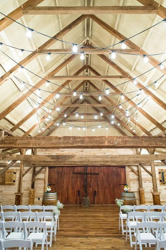 One Hour Upstate NY Ceremony Can Be Outside According To Pictures Reception Are Only Inside In Upstairs Hayloft