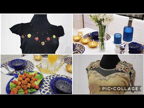 مطبخ لجين مملحات رمضان ليبني تاع الدجاج مقبلة روعة اقتراح تقديم طاولة ادخلي تشوفي روبات العيد Youtube Table Decorations Decor Home Decor