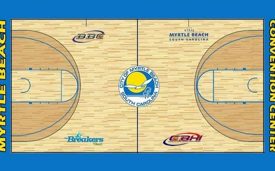 Beach Ball Notebook New Court Offers Different Look To Tournament Myrtle Beach Travel Myrtle Beach Vacation Beach Ball