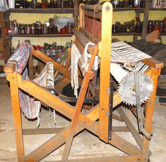 Loom, Rugs And Grandmothers On Pinterest