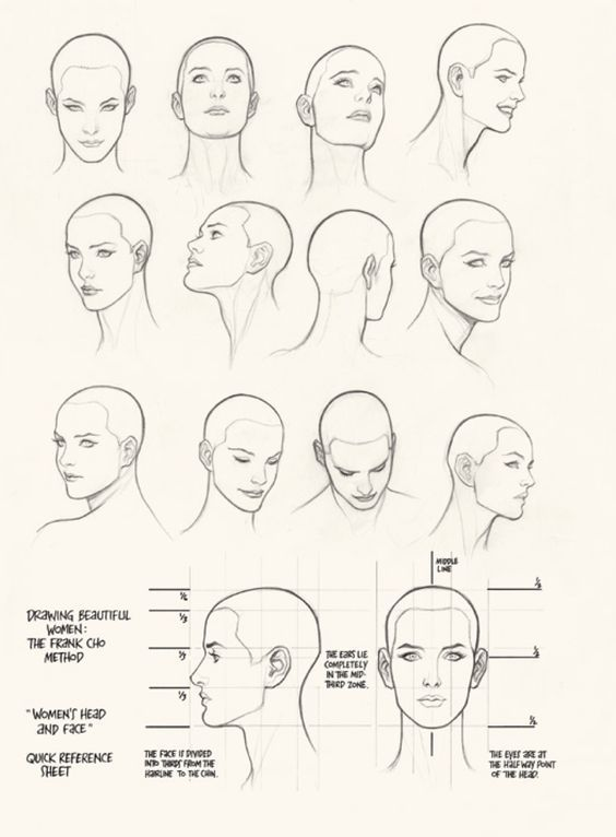 Pin By Plazmaep On Anatomia In 2020 Face Drawing Reference Drawing Tutorial Face Face Drawing