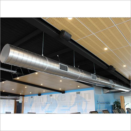 Helical Tubes Amp Ducts P Ltd Is One Of The Leading Manufacturer Supplier Amp Exporter Of Air Conditioning Design Ducted Air Conditioning Hvac Design