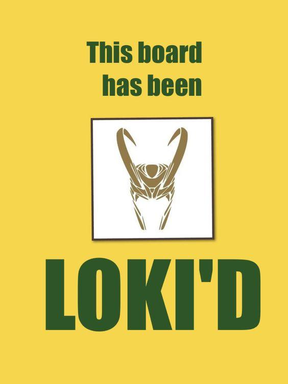 Loki'd: