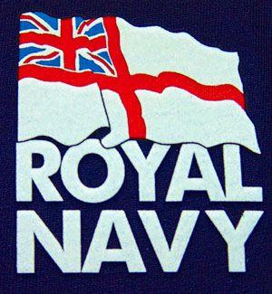 British Royal Navy!