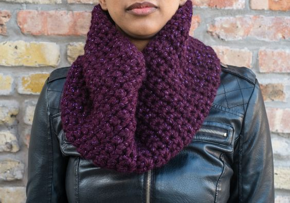 Galaxy Cowl Neck Scarf by HeavAncyDesigns on Etsy