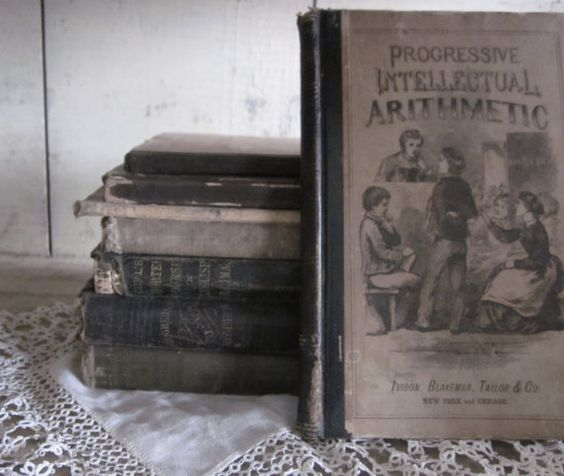 Reading writing and arithmetic victorian homes