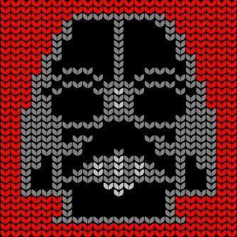 patron tricot star wars