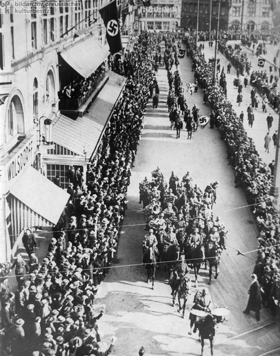 the re occupation of rhineland Hitler decided to break another aspect of the treaty of versailles by sending german troops into the rhineland the german generals were very much against the plan.