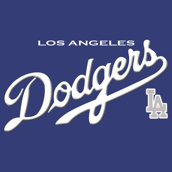 los angeles dodgers tshirt la logo baseball jersey mlb