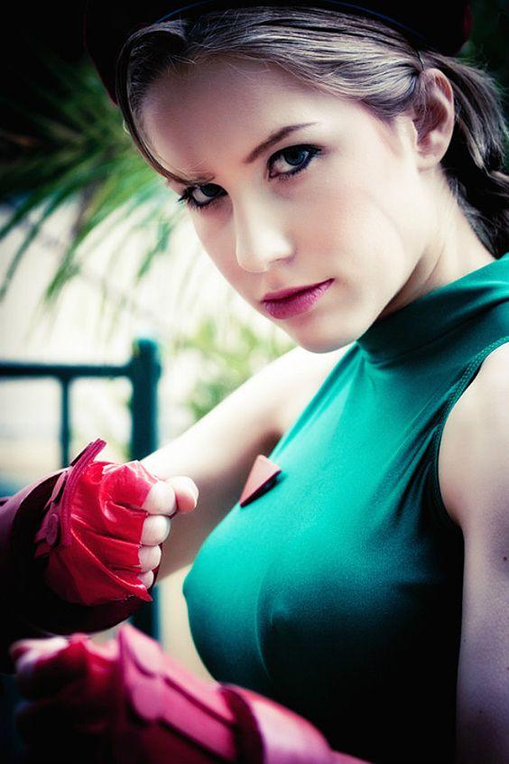 Cammy Street Fighter