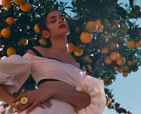 the sun also rises: amanda wellsh by yelena yemchuk for porter #13 spring 2016 | visual optimism; fashion editorials, shows, campaigns & more!