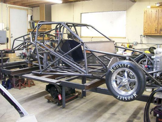 The Baddest Custom Motorsports Fabrication On The Planet Garage
