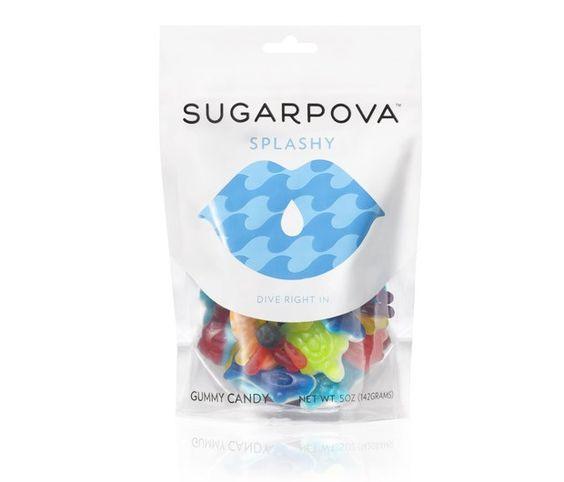 Sharapova's candy