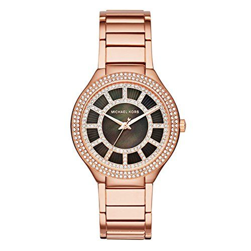 53130bf20a03 Women s Wrist Watches - Michael Kors Womens Stainless Steel Casual Watch  ColorRoseTone Model   To view further for this item