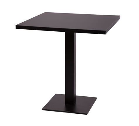 Gorzan or Small Table Kitchen Dining Table Black
