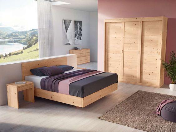 Schlafzimmer Ideen Zirbenholz Schlafzimmer Modern Die Positive - zirbenholz schlafzimmer modern