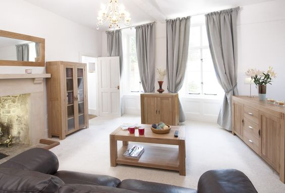 Alto solid oak living room furniture oak furniture for Living room designs with oak furniture