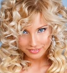 Image result for natural curly hair with peekaboo color underneath