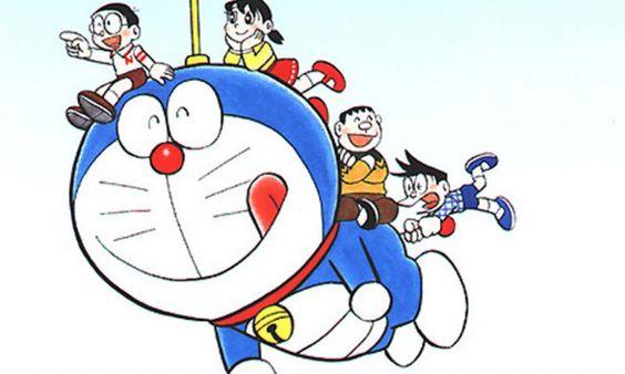 Doraemon a color ya tiene portada: