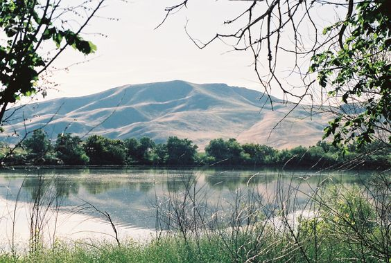 A picture of Indianhead mountain in Weiser Idaho.