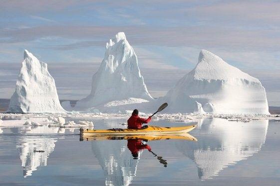 nunavut kayak reviews