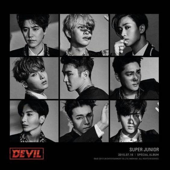 Super Junior | Devil