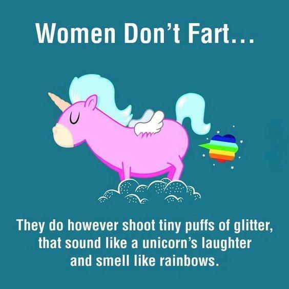 Unicorns laughter