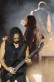Metallica (Foto: Public Address)