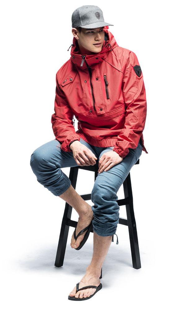 Nobis jacket Anorak spring summer