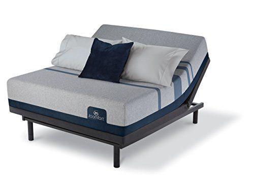 Serta Icomfort Blue Max 1000 Cfm Twin Xl Adjustable Set King Mattress Plush Mattress Mattress