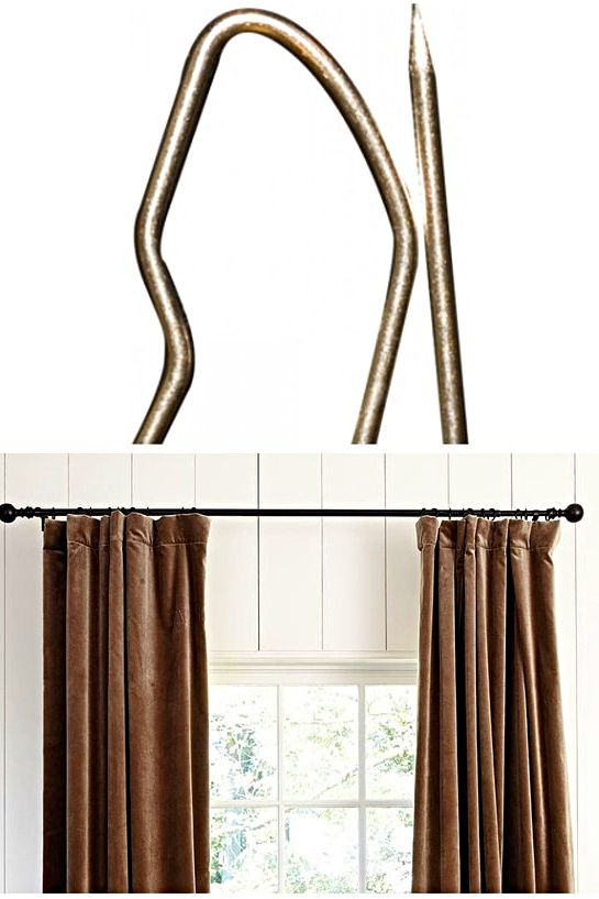 Curtains With Hooks In 2020 With Images Curtains Curtain Hooks
