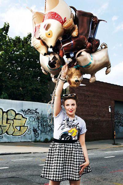 Lena Dunham confie qu'elle n'aimerait pas ressembler à une mannequin Victoria's…
