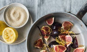 Anna Jones' quick and easy recipes for jams and preserves  Summer's swansong leaves the hedgerows and fruit trees laden with sweet treasures. It's jam season, but there's no need to fuss with tricky techniques: fig, vanilla and orange blossom jam