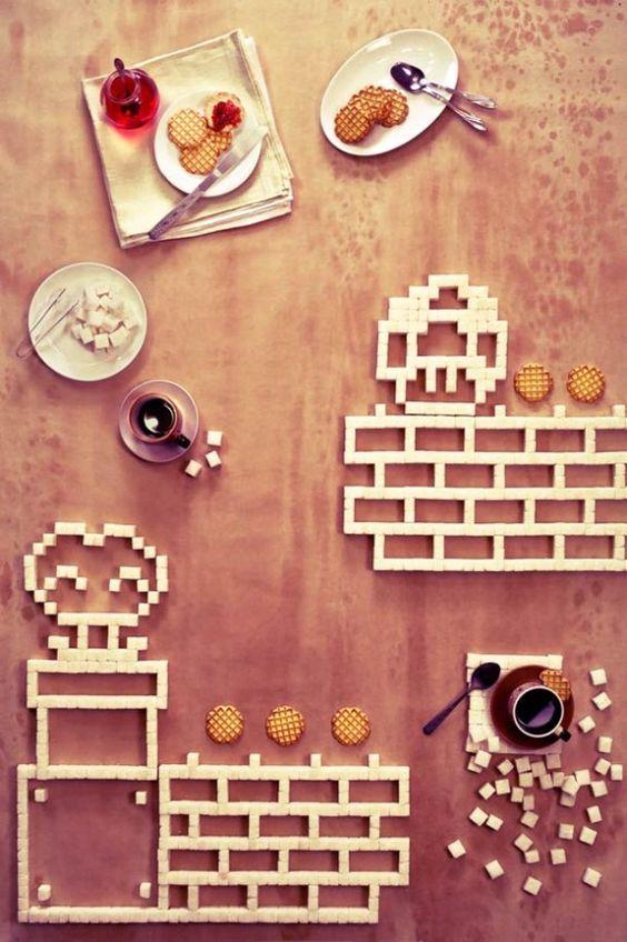 Les créations food de Dina Belenko / food art